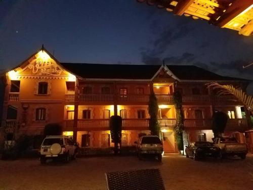 hotel VATOLAHY, Antsirabe