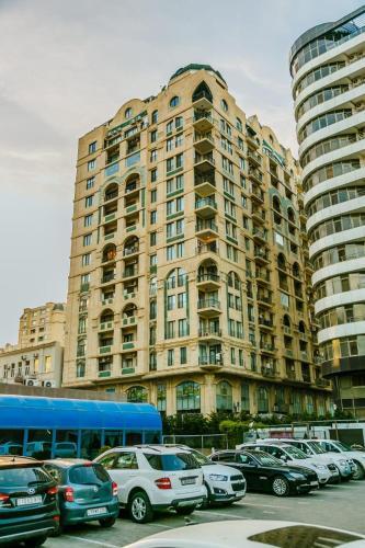 tolstoy, Baku