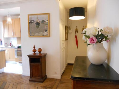Appartement sur la Butte Montmartre