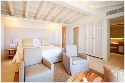 Habitación Doble con vistas al mar Torralbenc - Small Luxury Hotels of the World 3