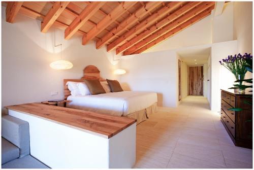 Habitación Doble con vistas al mar Torralbenc - Small Luxury Hotels of the World 1