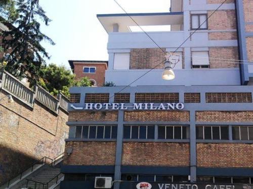 Отель Hotel Milano 3 звезды Италия