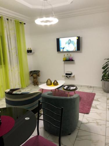 Appartement chic, Abidjan