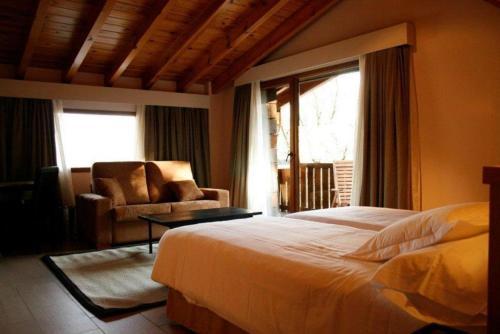 Junior Suite Hotel Rural Las Rozuelas 1