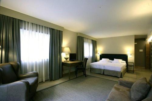 Suite mit Gartenblick Hotel Rural Las Rozuelas 1