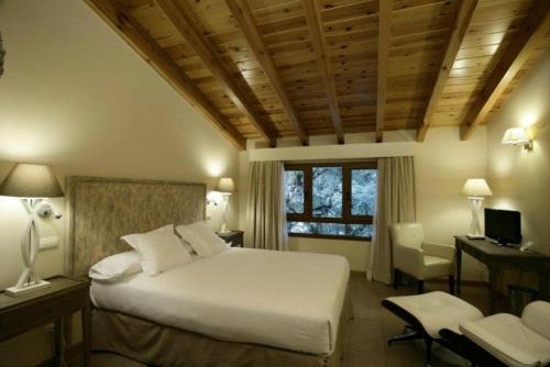 Doppelzimmer Hotel Rural Las Rozuelas 1