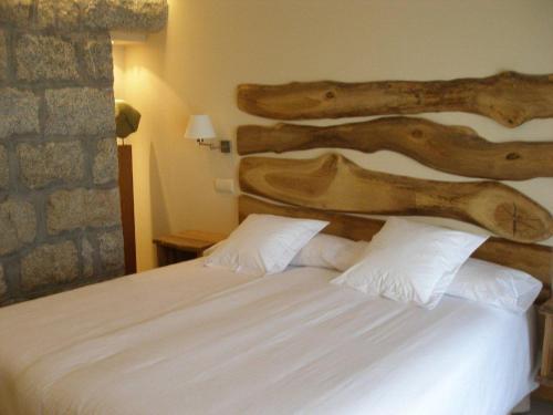 Habitación Doble con terraza Hotel Rural Las Rozuelas 3
