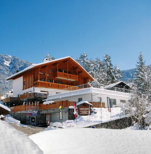 Отель Garni Alpin 0 звёзд Италия