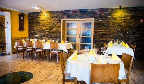 Penzion - Restaurace Na Mýtě