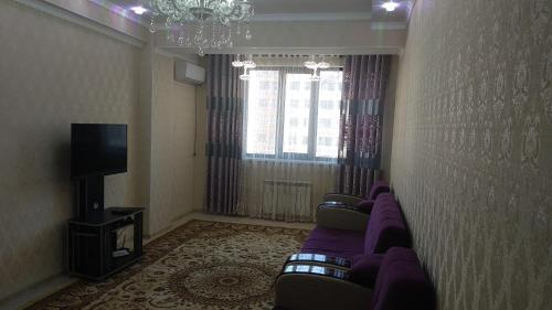 Apartment on Logvinenko 55, Bishkek