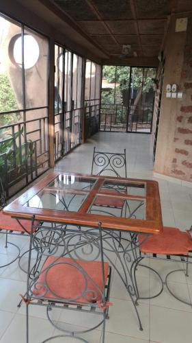 Villa Le Ronier, Ouagadougou