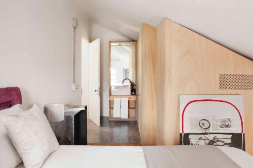 Habitación Doble pequeña Box Art Hotel - La Torre 2