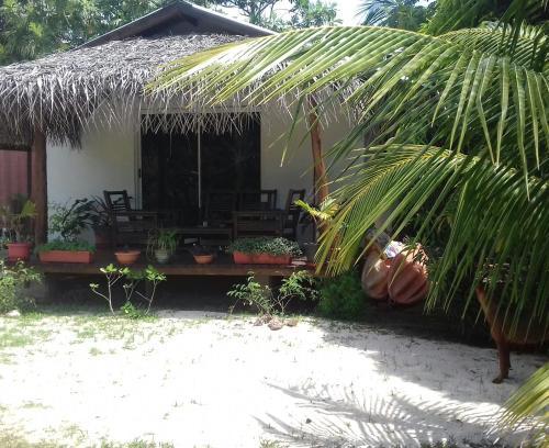 Chez Johann et Mélanie, Bora Bora