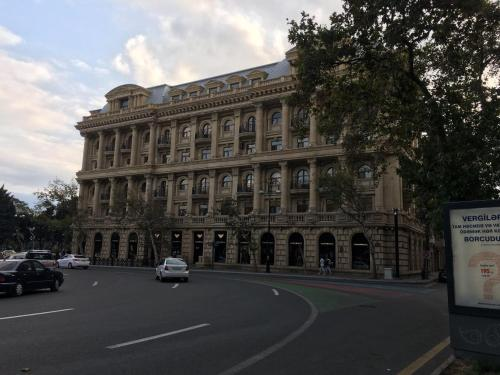 City Centre apartment, Baku