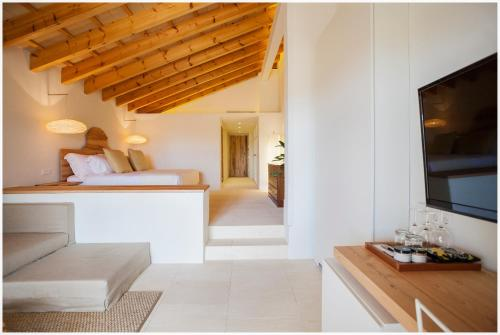 Habitación Doble con vistas al mar Torralbenc - Small Luxury Hotels of the World 4