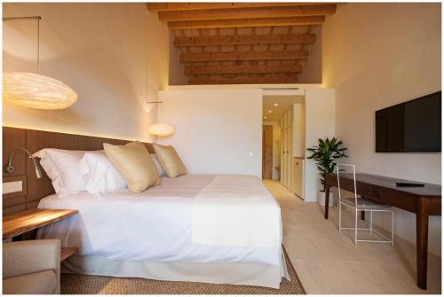 Habitación Doble Superior - 1 o 2 camas Torralbenc - Small Luxury Hotels of the World 2