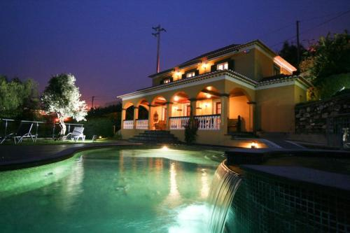 Quinta do Almeida Villa Sleeps 5 Pool WiFi