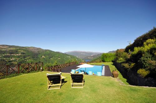 Vieira do Minho Villa Sleeps 6 Pool WiFi