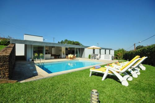 Chao do Porto Villa Sleeps 8 Pool Air Con WiFi