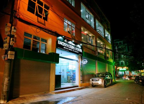 Ninh Binh Central Backpackers hostel, Ниньбинь