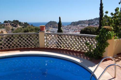 Tossa Panoramic Sea View Villa