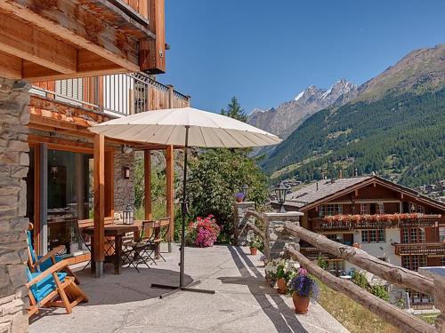 Zermatt Villa Sleeps 8 WiFi, Zermatt