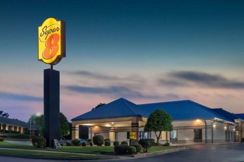 Super 8 by Wyndham North Little Rock/McCain