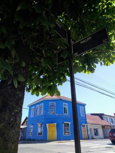 Stop Over Hostel & Restobar, Valdivia