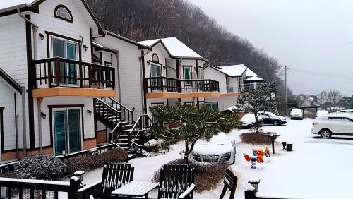 Forest of Color Pension, Hongcheon