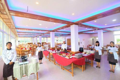 Golden Gum-Kino Hotel Nyaung Shwe, Nyaung Shwe