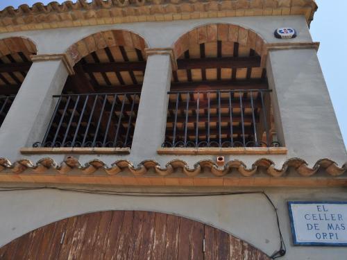 El Celler de Mas Orpi, San Martín Sarroca