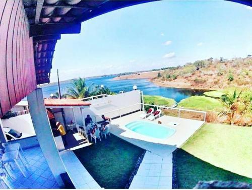 Casa no Rio Paraguaçu