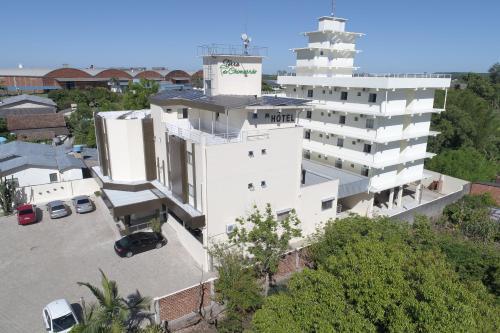 Terra do Chimarrão Hotel