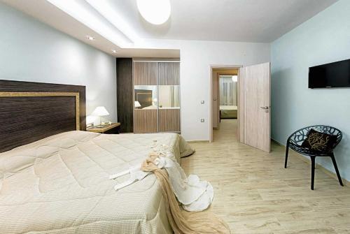 Tsilivi Villa Sleeps 6 Air Con WiFi, Tsilivi