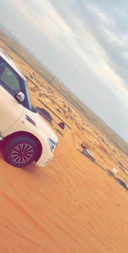 مخيم القيصر, Эр-Рияд