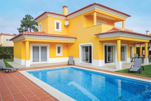 Casais de Mestre Mendo Villa Sleeps 6 WiFi, Praia del Rei