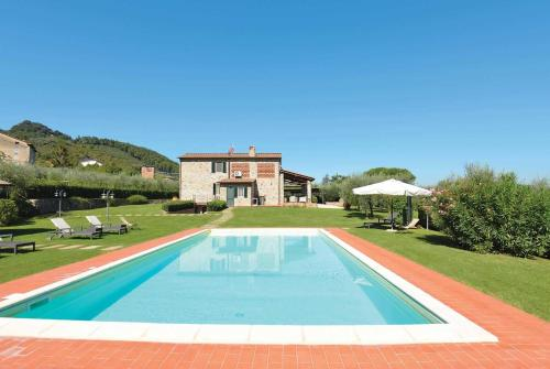 Colle di Compito Villa Sleeps 8 Air Con WiFi, Castelvecchio