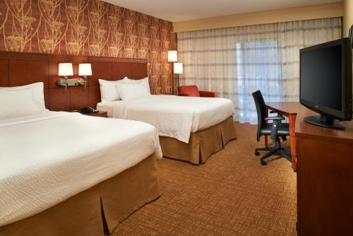 Courtyard By Marriott Detroit Metro Airport Romulus MI, 48174