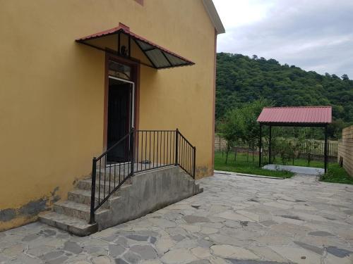 Villa Abu Muslim, Gabala