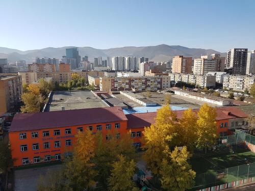 Prime Location & Panoramic View, Ulaanbaatar