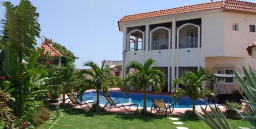 villa térangart saly, Saly Portudal