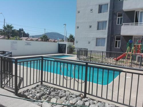 Apartamento en Espacio Urbano 3 Puerta del Mar, La Serena