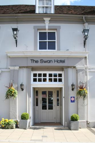 The Swan Hotel hotel in Alresford