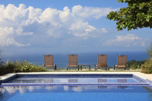 Amazing Ocean View Villa Santa Teresa, Santa Teresa