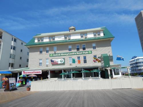 Shoreham Hotel Ocean City - Promo Code Details