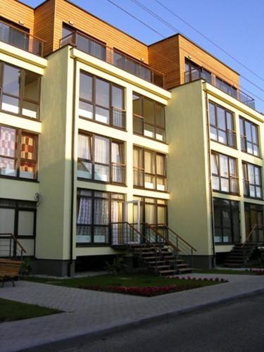 Amber Apartments, Palanga