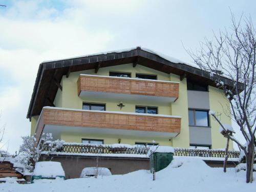 Haus Bahl - Apartment mit 3 Schlafzimmern und Balkon
