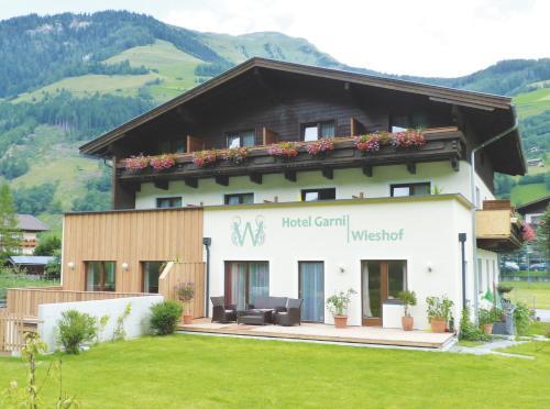 Отель Hotel Garni Wieshof 0 звёзд Австрия
