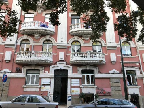 Be Lisbon Residence Marquês