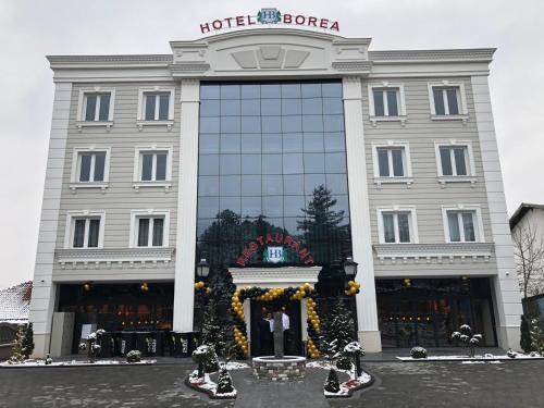 Hotel Borea, Peje